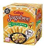 カルビー Jagabee ジャーマンポテト味 80g(16g×5袋)×12個
