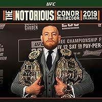 UFC - Conor McGregorが2019 Square Calendarの正式ライセンスを取得
