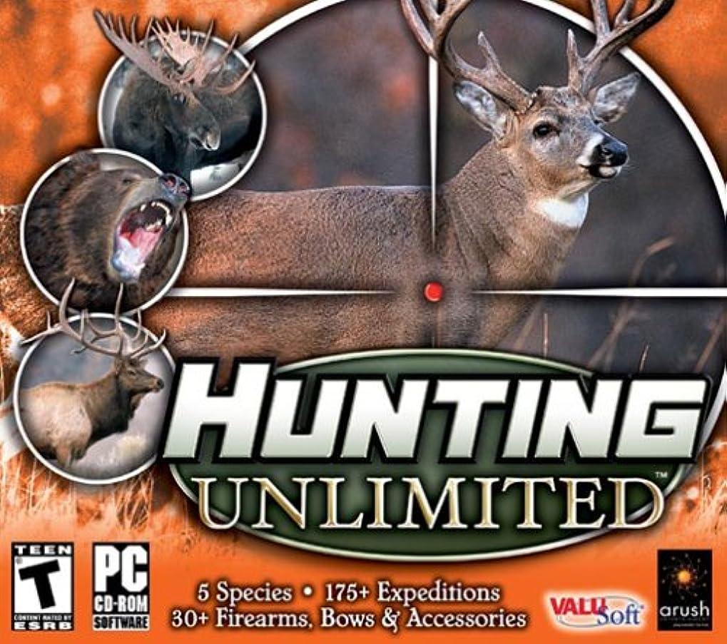 ドラマシャープ合併症Hunting Unlimited (Jewel Case) (輸入版)