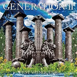 GENERATION 2 ~7Colors~[初回盤]