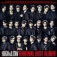 HiGH & LOW ORIGINAL BEST ALBUM(CD2枚組+スマプラ)