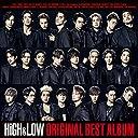 HiGH LOW ORIGINAL BEST ALBUM(CD2枚組 DVD スマプラ)