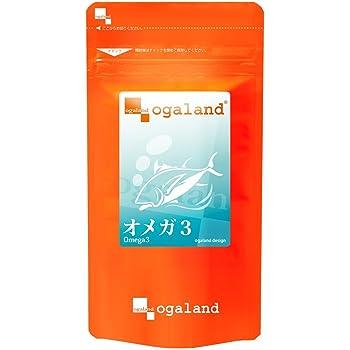 お徳用オメガ3-DHA&EPA&α-リノレン酸サプリ (90カプセル約3ヶ月分)