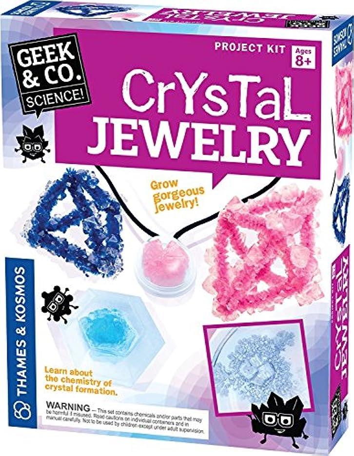 振る舞いほこりっぽい復讐Thames & Kosmos Crystal Jewelry [並行輸入品]