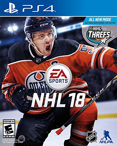 Sports(World) NHL 18 (輸入版:北米) - PS4