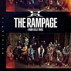 THE RAMPAGE from EXILE TRIBE「GO ON THE RAMPAGE」のジャケット画像