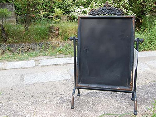 [DULTON]ダルトン Iron blackboard GS555-294 Slate gray 黒板 店舗用看板