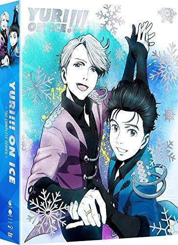 ユーリ!!! on ICE 限定版 北米版DVD+ブルーレイ 全12話収録 BD [並行輸入品]