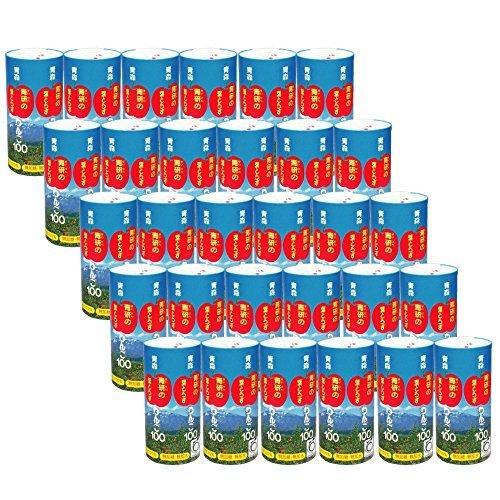 葉とらずりんご100 りんごジュース 195g×30本