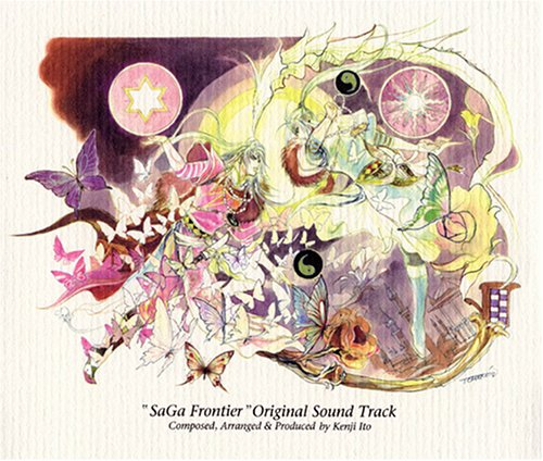 SaGa Frontier Original Soundtrackの詳細を見る