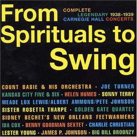 From Spirituals to Swing