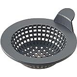 Belca 排水口 ゴミ受け 置くだけ簡単 溜めずにポイ 直径8cm用 直径7.9×高さ3cm グレー ミニキッチンサイズ SP-225