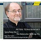 チャイコフスキー:交響曲第5番、バレエ「くるみ割り人形」組曲Op.71a (Tchaikovsky : Symphony No.5, The Nutcracker Suite / Norrington, SWR RSO Stuttgart)