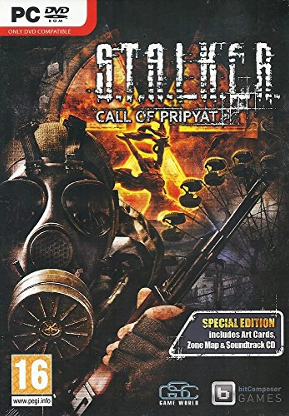 S.T.A.L.K.E.R.: Call of Pripyat (PC) (輸入版)