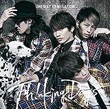 DESIRE-情熱-♪Thinking DogsのCDジャケット