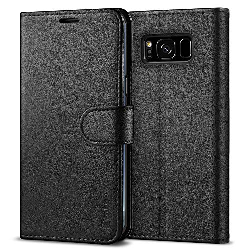 Vakoo Samsung Galaxy S8 ケース 手帳...