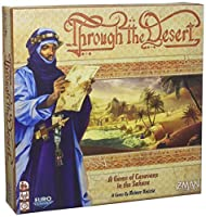Fantasy Flight Games Through the Desert Strategy Board Games [並行輸入品]