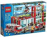 レゴ (LEGO) シティ ファイヤーステーション 60004