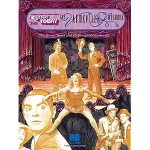 299 The Vaudeville Songbook