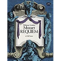 Mozart: Requiem in Full Score