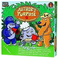 Author's Purpose Game Green Level