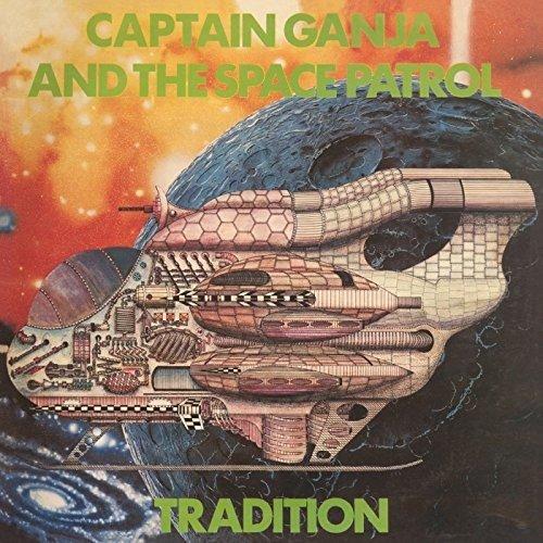 Captain Ganja & the Space Patr [12 inch Analog]