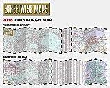 Streetwise Edinburgh: City Center Street Map of Eidinburgh, Scotland 画像