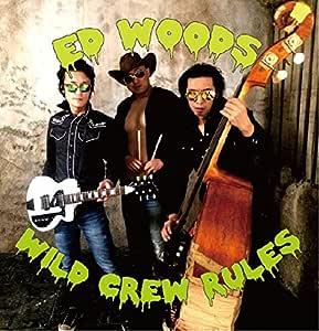 """WILD CREW RULES (7""""EP) [Analog]"""