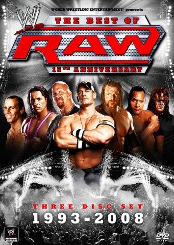 WWE RAW 15th アニバーサリー(3枚組) [DVD]