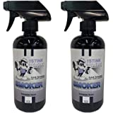 Smokers Odor Eliminating Spray Completely removes Smoke Odors. Proven Formula Using OAM Technology That Safely removes Odors