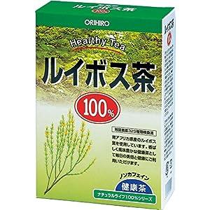 オリヒロ NLティー 100% ルイボス茶 1.5g×26包