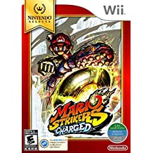 Wii Mario Strikers Charged (Nintendo Selects) - World Edition