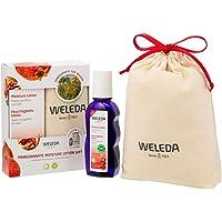 WELEDA(ヴェレダ) ざくろ モイスチャーローションギフト 化粧水 セット 100mL+巾着付