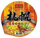 ニュータッチ 凄麺 札幌濃厚味噌ラーメン 146g×12個