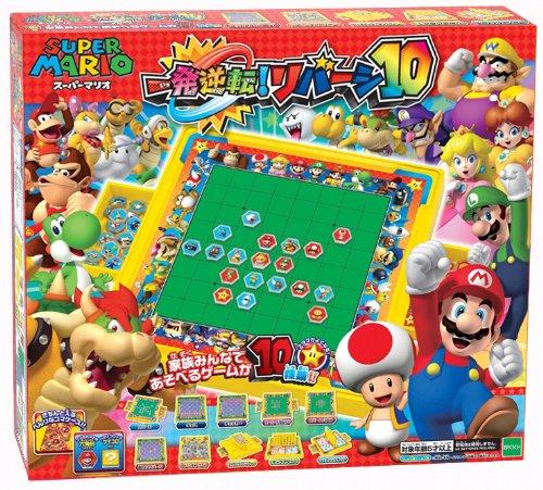 [해외]슈퍼 마리오 일발 역전! 리버 10/Super Mario`s reversal! Reversi 10