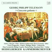 Telemann: Concerto for Flute,