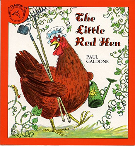 The Little Red Hen (Paul Galdone Classics)の詳細を見る