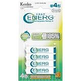 ENERG ニッケル水素充電池 単4形×4本 U-#314HN-4B