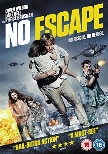 No Escape [Edizione: Regno Unito] [Import anglais]