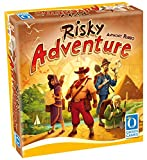 Risky Adventure Family Dice Board Game [並行輸入品]
