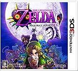 「ゼルダの伝説 ムジュラの仮面 3D 【Amazon.co.jp限定】オリジナルポストカード(24枚セット) 付 - 3DS」の画像