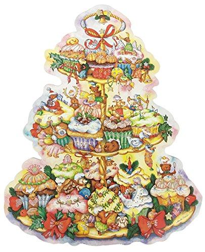 ドイツ製 アドベントカレンダー クリスマスケーキB(1166...