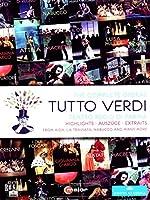 Tutto Verdi Highlights [DVD] [Import]