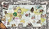 世界不思議地図 THE WONDER MAPS 画像