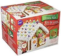 """Gingerbread Petite House Kit-5.5""""X5.5""""X4.5"""" (並行輸入品)"""