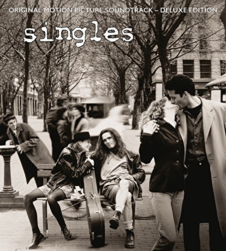 SINGLES (SOUNDTRACK DELUXE EDITION) [2CD] (25TH ANNIVERSARY, INCLUDES CD WITH BONUS TRACKS AND RARITIES)