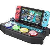 『初音ミク Project DIVA MEGA39's』専用ミニコントローラー for Nintendo Switch ipega 初音ミク専用ミニアケコン Switch コントローラー ipega-SW056