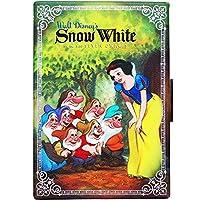 【ディズニー】 Disney 白雪姫 クラッチバッグ ショルダーバッグ 本型 おまけ付き 上海 SHDL 海外ディズニー限定