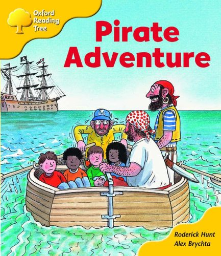 Oxford Reading Tree: Stage 5: Storybooks (magic Key): Pirate Adventureの詳細を見る