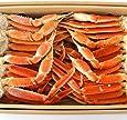 海夢 ズワイガニ 足 3L-4L サイズ ボイル済み 天然 本 ずわい蟹 約1kg (3肩)
